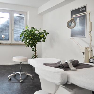 Behandlungsraum Beauty Lounge